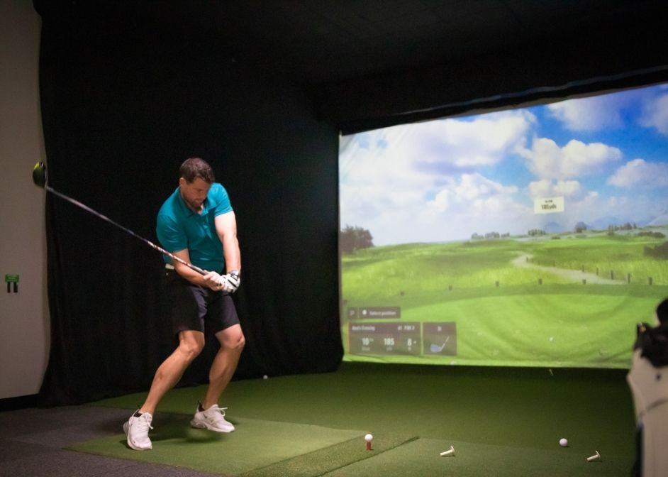 24/7 Access at GolfCave